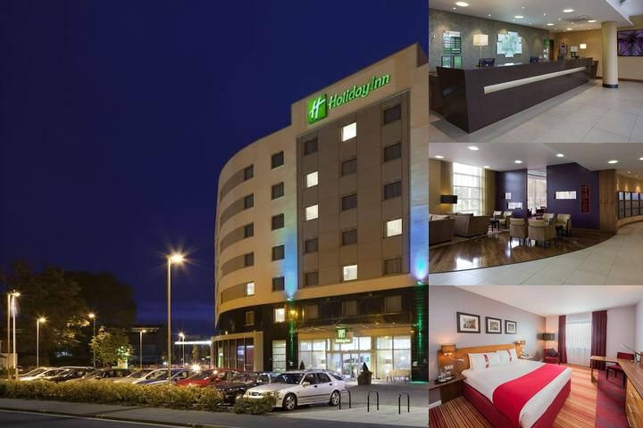 Holiday Inn Norwich City photo collage