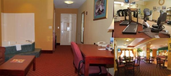 Best Western Plus Bradenton Hotel & Suites photo collage