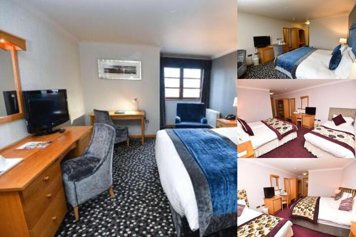 Clarion Hotel photo collage