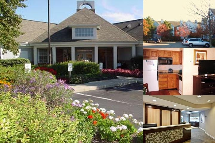 Homewood Suites Columbus Worthington photo collage