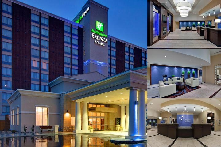 Holiday Inn Express & Suites Chatham South photo collage