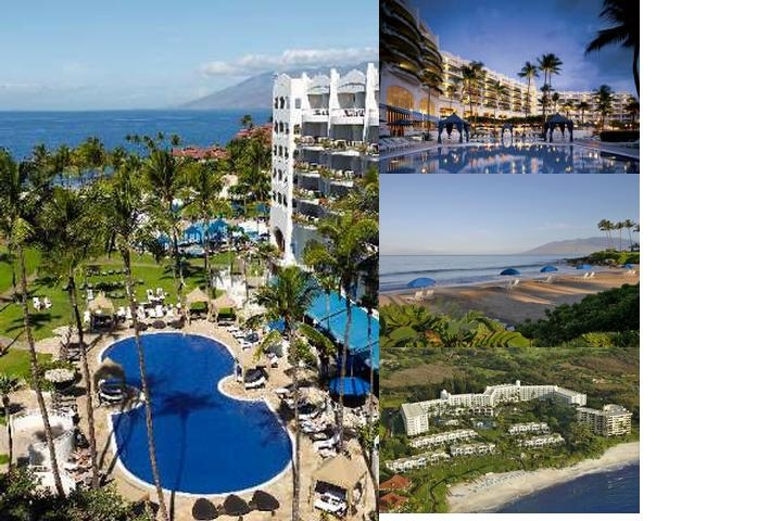 The Fairmont Kea Lani Maui photo collage