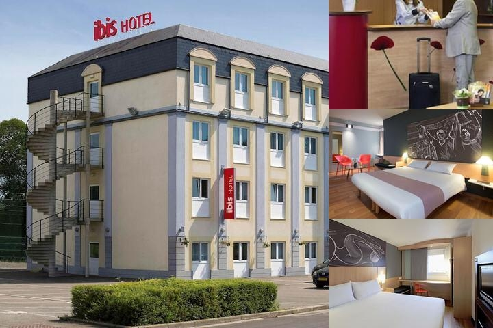 Ibis Liège Seraing photo collage