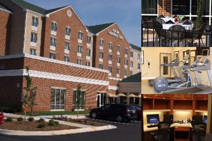 Hilton Garden Inn Lynchburg photo collage