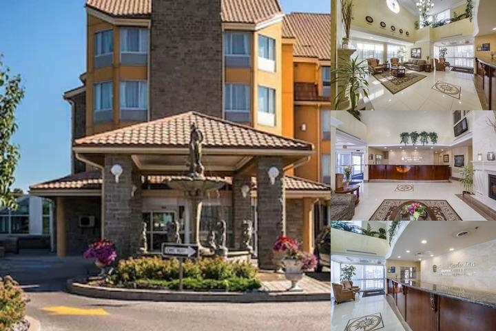 Monte Carlo Inn Barrie Suites photo collage