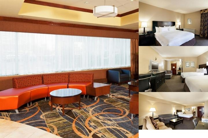 Radisson Hotel Jfk photo collage