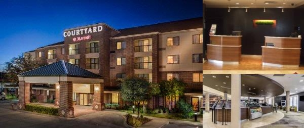 Courtyard by Marriott Dfw Airport South Irving photo collage