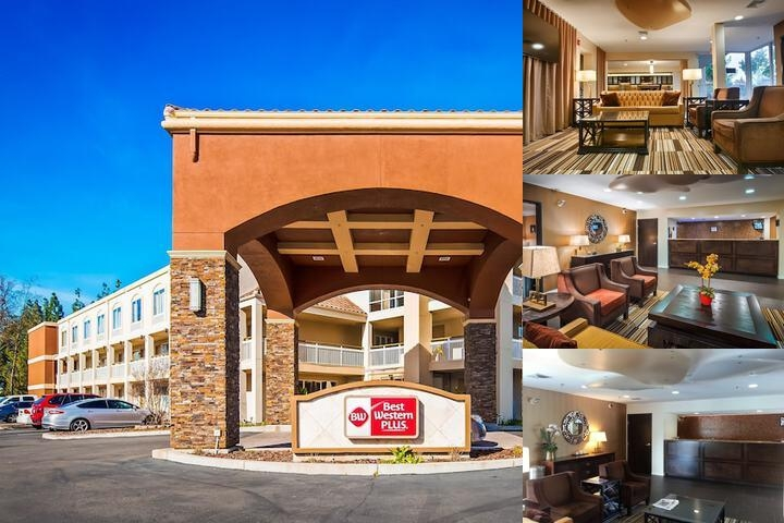 Red Lion Inn Rancho Cordova photo collage