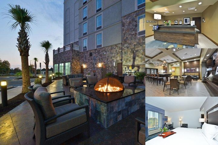 Hampton Inn & Suites Columbia / Southeast Ft. Jack photo collage
