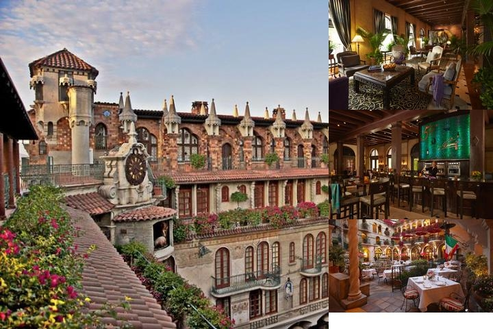 The Mission Inn Hotel & Spa photo collage