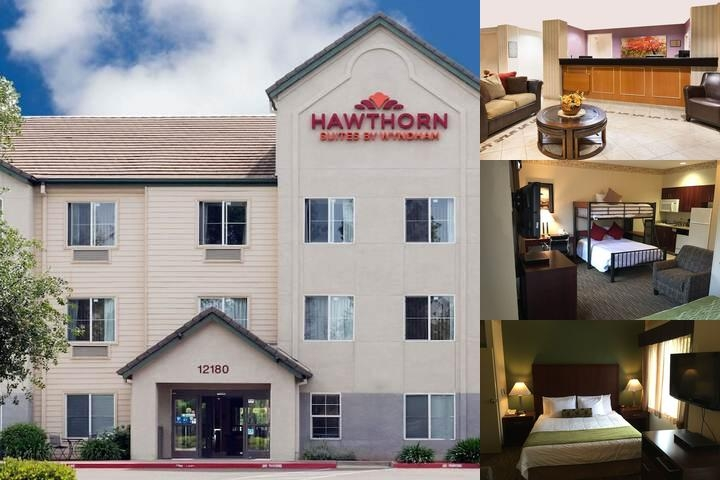 Hawthorn Suites by Wyndham Rancho Cordova / Folsom photo collage
