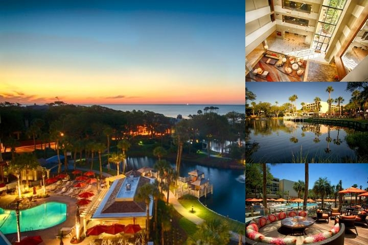 Sonesta Resort Hilton Head Island photo collage