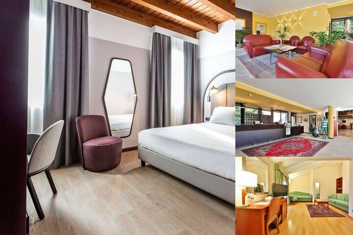 Best Western Titian Inn Hotel Treviso photo collage