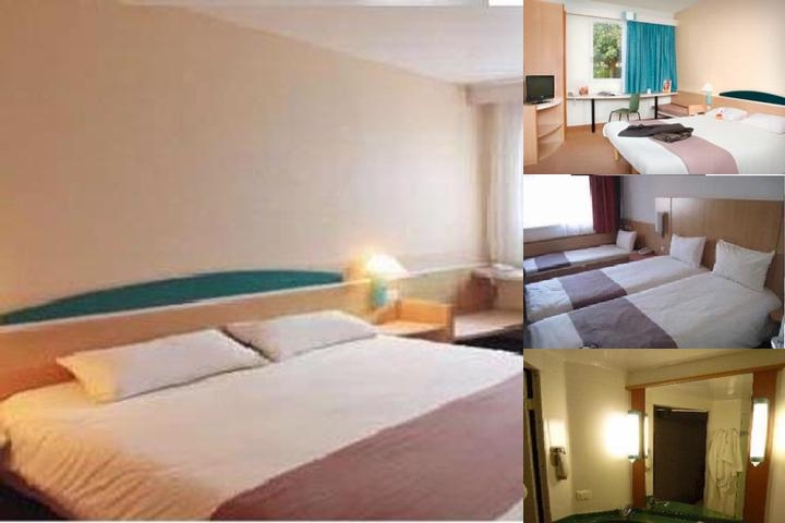 Hotel Jacquard photo collage