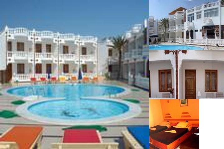 Seaview Hotel Dahab photo collage