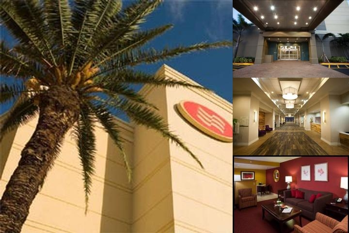 Crowne Plaza Melbourne Oceanfront photo collage