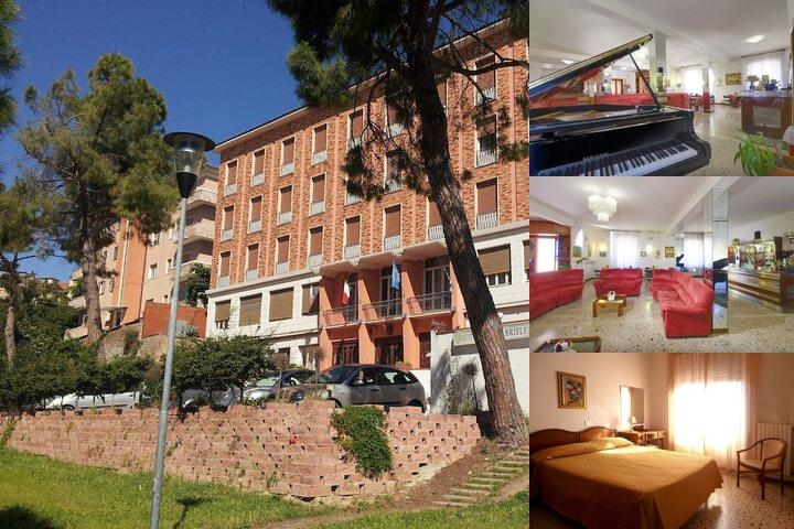 Hotel San Gabriele photo collage