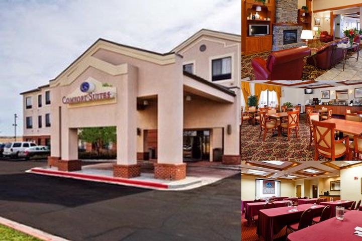Comfort Suites Dia photo collage