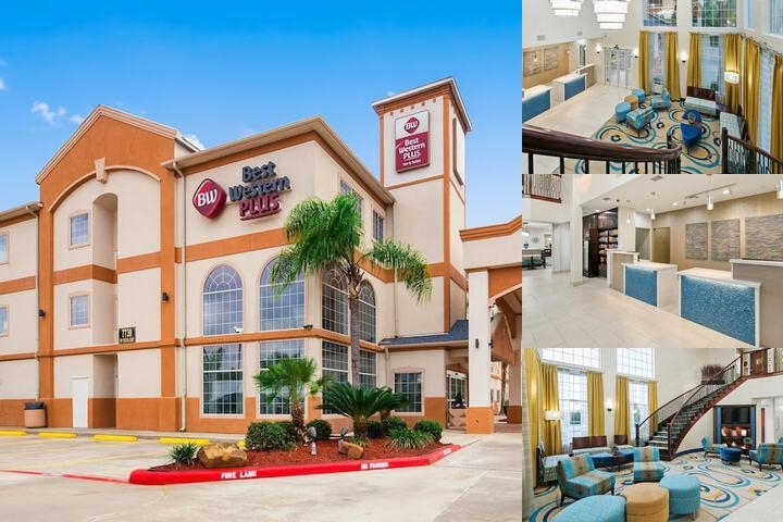Best Western Atascocita Inn & Suites photo collage