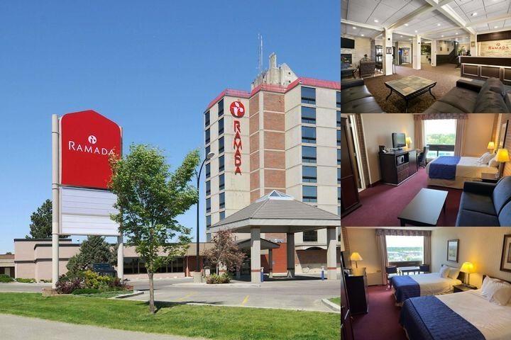 Ramada Lethbridge photo collage