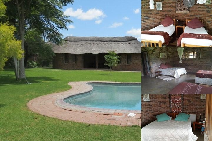 Southern Comfort Lodge photo collage