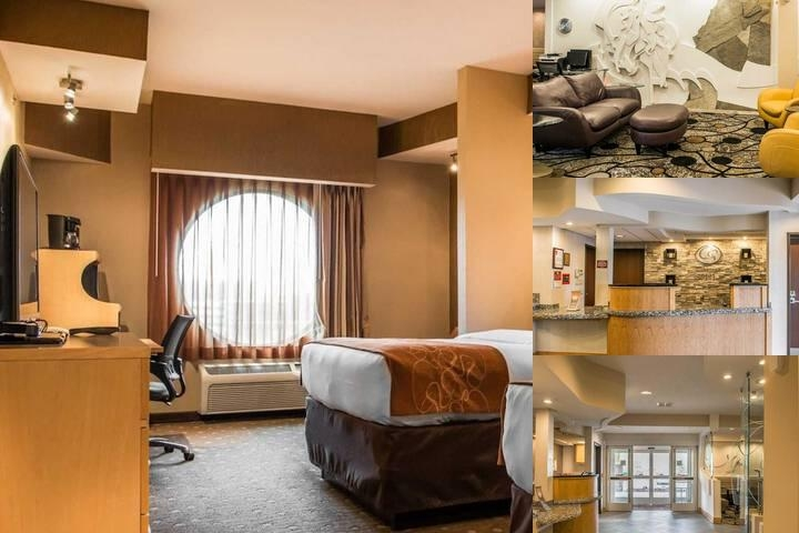 Comfort Suites Monroeville photo collage