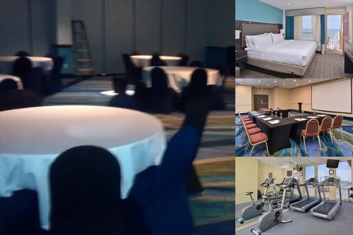 Holiday Inn Beach Hotel photo collage