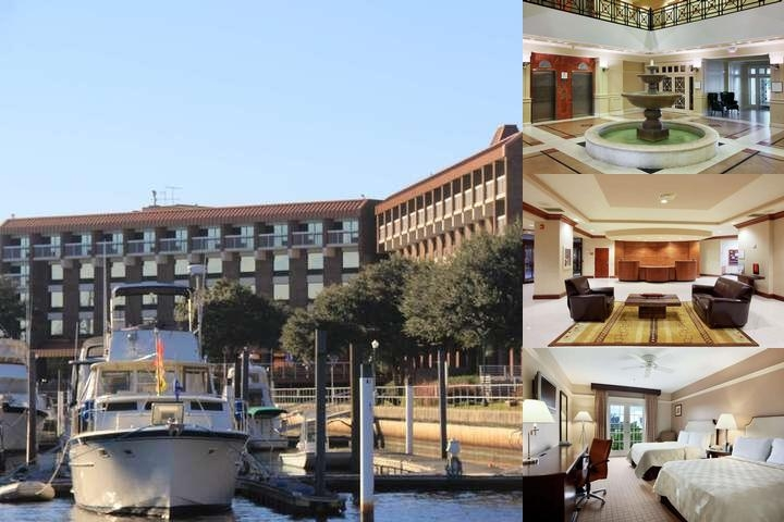 Doubletree by Hilton Hotel New Bern Riverfront photo collage