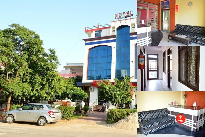 Hotel Mansarovar Palace photo collage