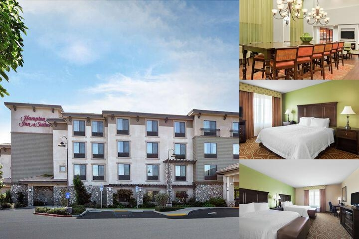 Hampton Inn & Suites San Luis Obispo photo collage