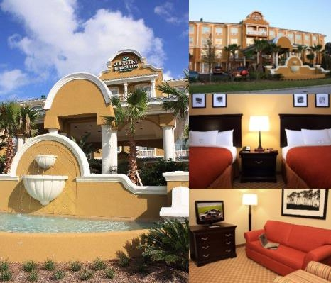 Country Inn & Suites by Carlson Port Orange (Dayto photo collage