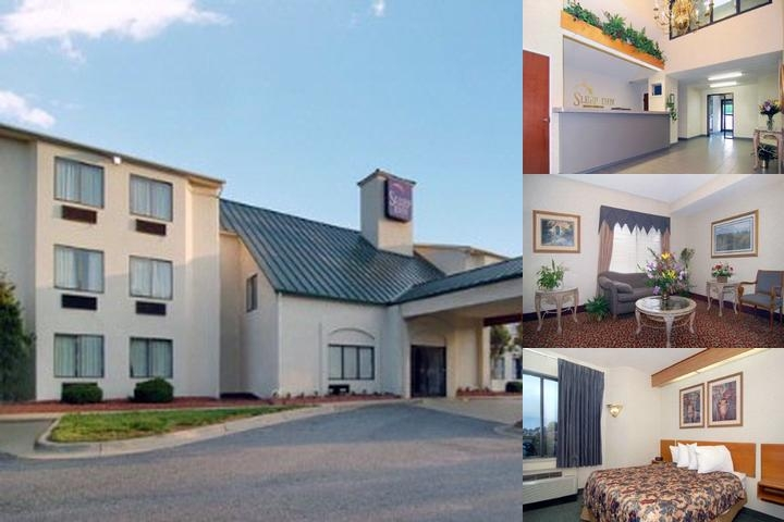 Motel 6 Hickory photo collage