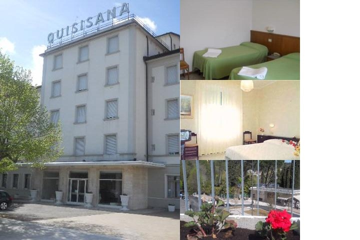 Hotel Quisisana photo collage
