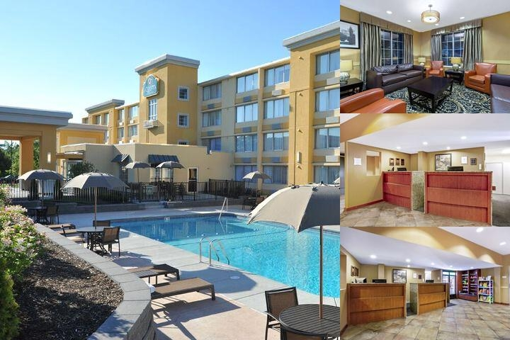 La Quinta Inn & Suites Manchester by Wyndham photo collage