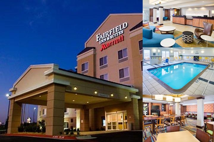 Fairfield Inn & Suites Jonesboro photo collage