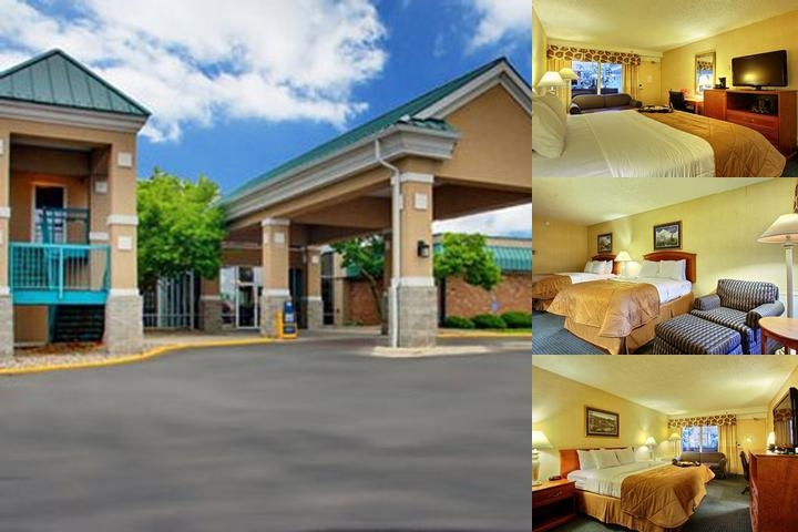 Clarion Inn Cedar Falls photo collage