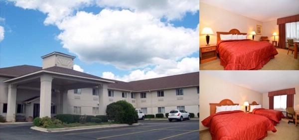 Quality Inn of Woodstock photo collage