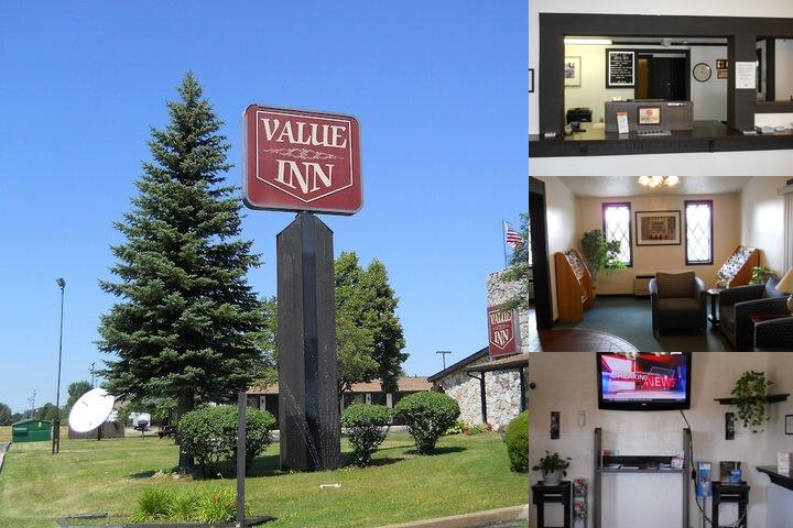 Value Inn Motels photo collage