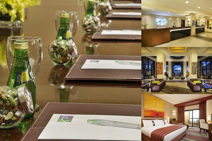 Holiday Inn Resort Dead Sea photo collage