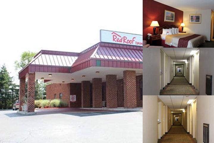 Red Roof Inn (Carlisle Pa) photo collage