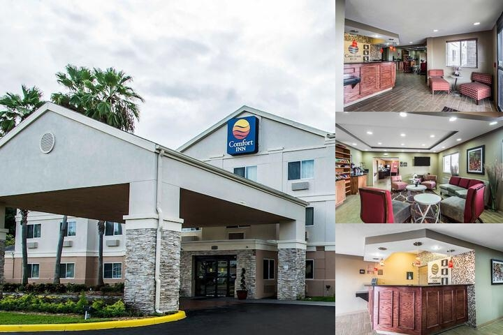 Comfort Inn Plant City photo collage