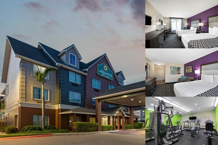 La Quinta Inn & Suites Pharr North by Wyndham photo collage