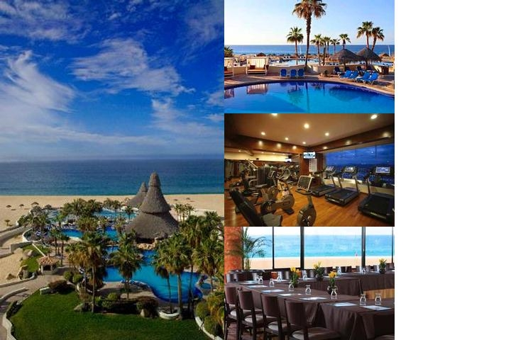 Sandos Finisterra Los Cabos All Inclusive Resort photo collage