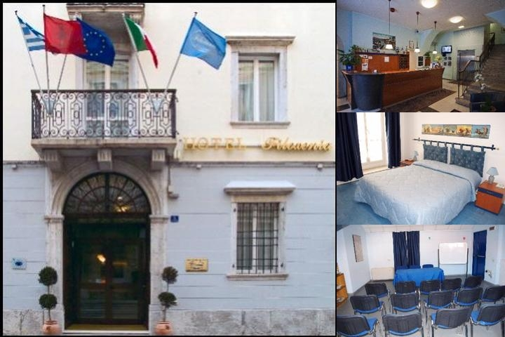 Hotel Filoxenia photo collage