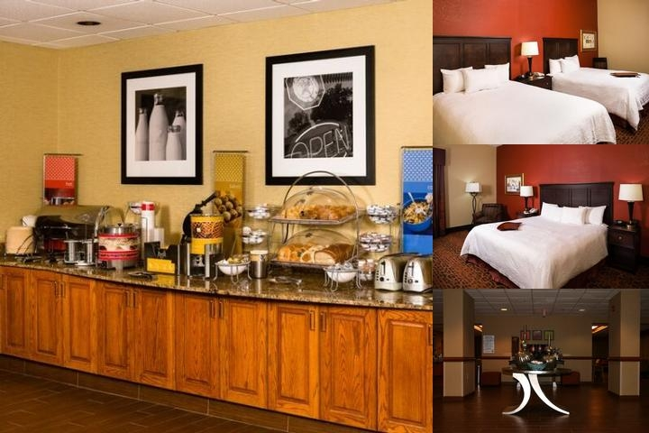 Hampton Inn Columbia photo collage