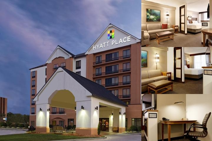 Hyatt Place Chantilly / Dulles Airport South photo collage