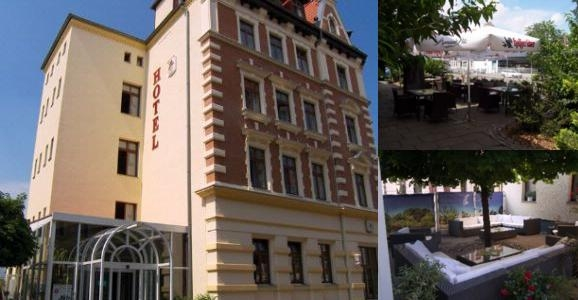 Hotel Merseburger Hof photo collage
