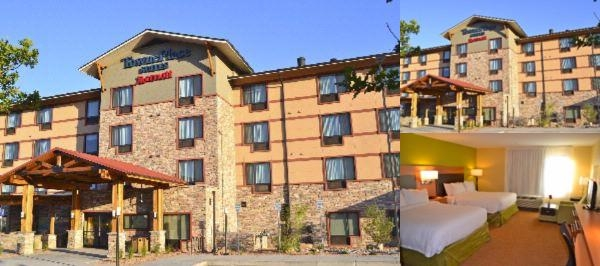 Towneplace Suites by Marriott Albuquerque North photo collage