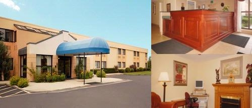 All Seasons Inn & Suites Smithfield Ri photo collage