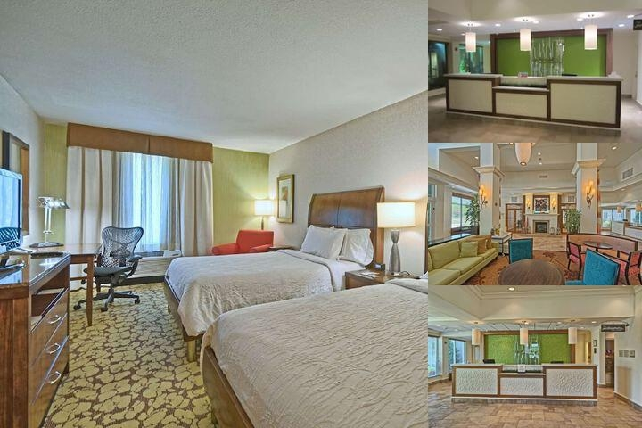 Hilton Garden Inn Mt. Laurel photo collage